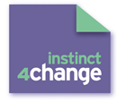 instinct 4 change logo